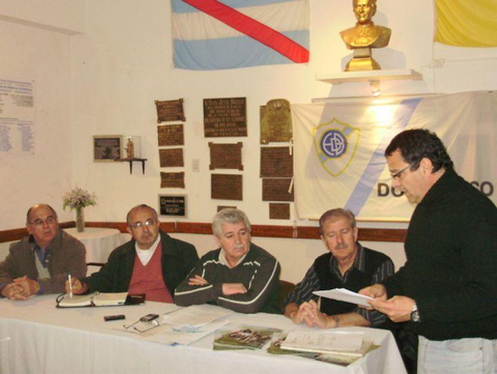 Reunión Plenaria - Club Don Bosco